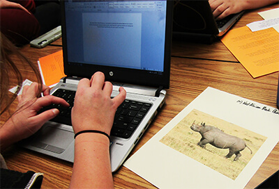 """Writing Is NOT """"Extinct"""" in the STEMCAP Project"""